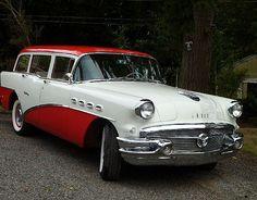1956 Buick Century Estate Wagon