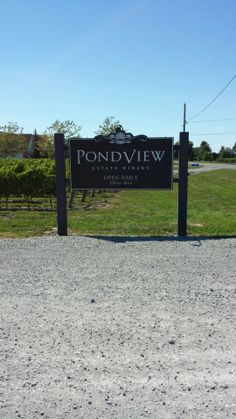 Pondview Estates Winery