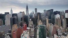 Buy Millenium Sunrise Manhattan Skyline New York 1 by dubassy on VideoHive. View of manhattan skyline from a high vantage point. Manhattan Skyline, New York Skyline, Free Stock Footage, City Vector, Building Illustration, Filmmaking, San Francisco Skyline, Sunrise, United States
