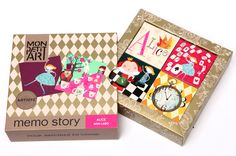 Mon Petit Art Alice in Wonderland Memory Game My Little Girl, Little Red, Young At Heart, Memory Games, Weird And Wonderful, Red Riding Hood, Alice In Wonderland, Creative Design, Illustrators