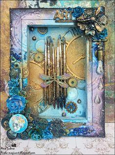 Enter into the magic: Time- czas