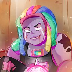 — foxyclock: She had about 20 minutes of screen-time. Bismuth Steven Universe, Steven Universe Anime, Steven Universe Pictures, Universe Art, Cartoon Network, Mothman, Fanart, Adventure Time, Geek Stuff