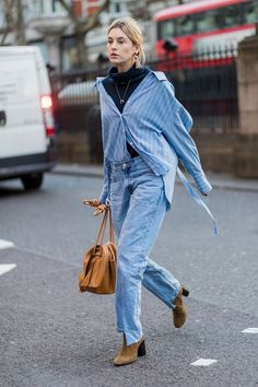 The Latest Street Style From London Fashion Week via @WhoWhatWearUK