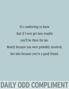 """""""Comforting Trouble"""""""