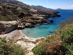 Marseille  Plage de Samena
