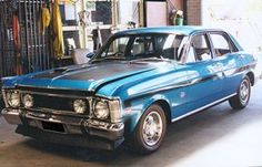 Ford Falcon XW GT