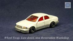 TOMICA 055F TOYOTA CROWN MAJESTA #WHEELSWAP #LOWDOWN | v.75 | TOMY 2G Toyota Crown, Subaru Cars, Old Models, Diecast, Auction, Vehicles, Tomy, Car, Vehicle
