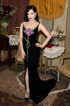 Dita Von Teese Photos - Tiffany & Co. Celebrates Liz Goldwyn's Sporting Guide Los Angeles, 1897: Book Launch Event At The Los Angeles Athletic Club - Zimbio