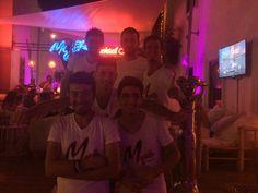 Boys from Mojitos, Kalkan