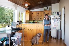 I Love My Kitchen Because: Molly Wizenberg | SAVEUR