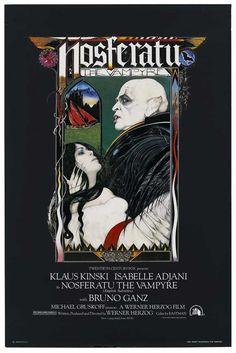 Nosferatu the Vampyre 27x40 Movie Poster (1979)