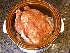 Fabulous Crockpot Chicken