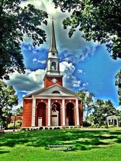 Bennett College  900 E Washington St, Greensboro, NC