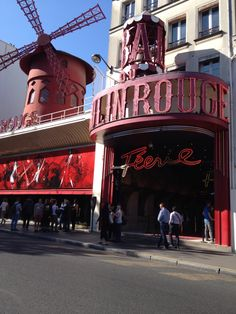 Le Mouline Rouge