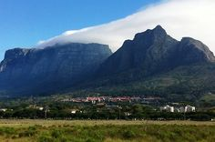 The most beautiful campus in the world! A view from the Rondebosch Common University of Cape Town, South Africa University Of Cape Town, Table Mountain, South Africa, Most Beautiful, Landscapes, Mountains, World, Places, Travel