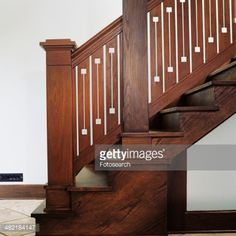 arts and crafts staircases - Google Search