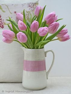 Floral Favourites - # 4 - Tulips (Of Spring and Summer)