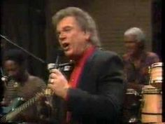 Conway Twitty....It's Only Make Believe.  Love his voice...could pin ALL of his songs.