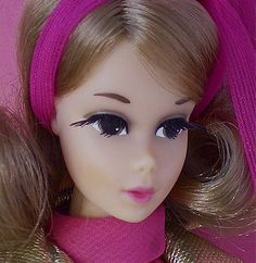Moving into the 1970's - Barbie's friend, Jamie