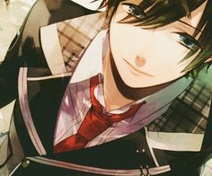 attractive anime men, I approve. by pandasarenotracist on We Heart It