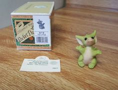 Dragon is in excellent condition with base label and original box. Dragon has only been displayed in an enclosed glass cabinet in a smoke-free home. | eBay!