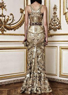 Alexander McQueen GOLD