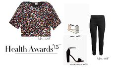 Health Awards '15 - Outfit