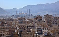 "Sana'a, Yemen   ""I love you, Sanaa!"" by Ksenia format, via 500px."