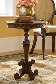 Ambella Home Collections Accent Table Teak Table, Furniture Manufacturers, Large Furniture, Discount Furniture, Home Collections, End Tables, Accent Tables, Serenity, Console