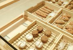 Helsinki Bakery by Arihoro Mikaye, Osaka store design