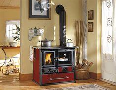 Küchenherd La Nordica America - Farbliche Ausführung in... | stoves ...