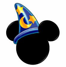 Wizard Mickey  Save to computer, open in paint, add name, print on transfer paper, & iron on to shirt.