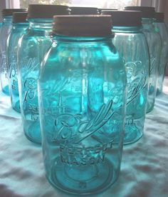 #vintage #mason #jars #michigan