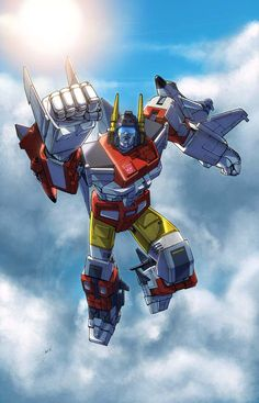 Superion by ~Dan-the-artguy on deviantART