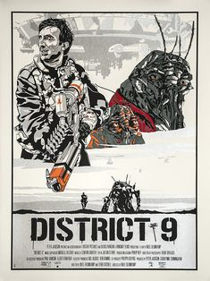 District 9 by New Flesh