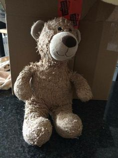 via @Figismo1  @Teddy Madison Bear Lost and Found Database a friend returned home from Geneva today. Thanks for all the retweets.