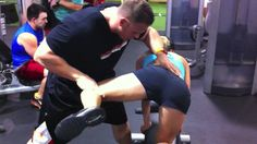 Great, intense glutes/quads/hamstrings workout. Must try this next gym session!