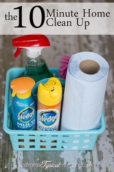 "Learn how to do the 10 Minute Home Clean Up for when those unexpected guests show up! These cleaning tips are great! <a class=""pintag searchlink"" data-query=""%23InstaClean"" data-type=""hashtag"" href=""/search/?q=%23InstaClean&rs=hashtag"" rel=""nofollow"" title=""#InstaClean search Pinterest"">#InstaClean</a> <a class=""pintag searchlink"" data-query=""%23shop"" data-type=""hashtag"" href=""/search/?q=%23shop&rs=hashtag"" rel=""nofollow"" title=""#shop search Pinterest"">#shop</a>"
