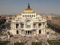 Bellas Artes museum, México Df.
