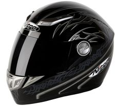 Nitro's entry-level Aikido full-face helmet has scored the maximum five stars in the government's SHARP safety ratings.  The £70 helmet was one of only three lids to score five stars in the lastest
