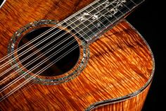 Jumbo Koa BTO 12-String | Taylor Guitars Would love one like this from SANTA!