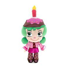 Candlehead doll