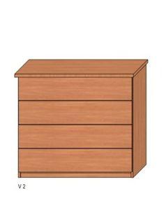 Komoda z masívu, buk Outdoor Furniture, Outdoor Decor, Outdoor Storage, Dresser, Home Decor, Powder Room, Decoration Home, Room Decor, Stained Dresser