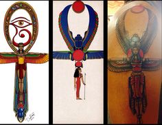 I took two ideas I saw blended them together found a RIDICULOUS tattoo artist and he did work on my upper right arm! This is my best tattoo yet! #balance #maat #egypt paying homage to my history and my two favorite Libras, thee wife and mom gees!