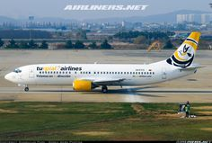 Turpial Airlines Boeing 737-4H6
