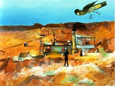Sidney Nolan - Pretty Polly Mine 1948