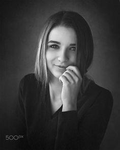 Anikó - Model: Anikó Schwendtner
