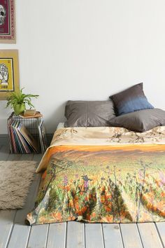 Magical Thinking Mountain Sunshine Tapestry #urbanoutfitters