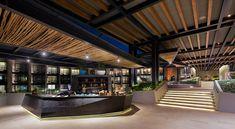 Sordo Madaleno Arquitectos have designed the Grand Hyatt Resort, located in Playa del Carmen, Mexico