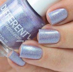Different Dimension- Fairy (Mythical & Magical Collection) Indie, Nail Polish, Fairy, Collection, Fairies, Finger Nail Painting, Manicure, Nail Polishes, Indie Music